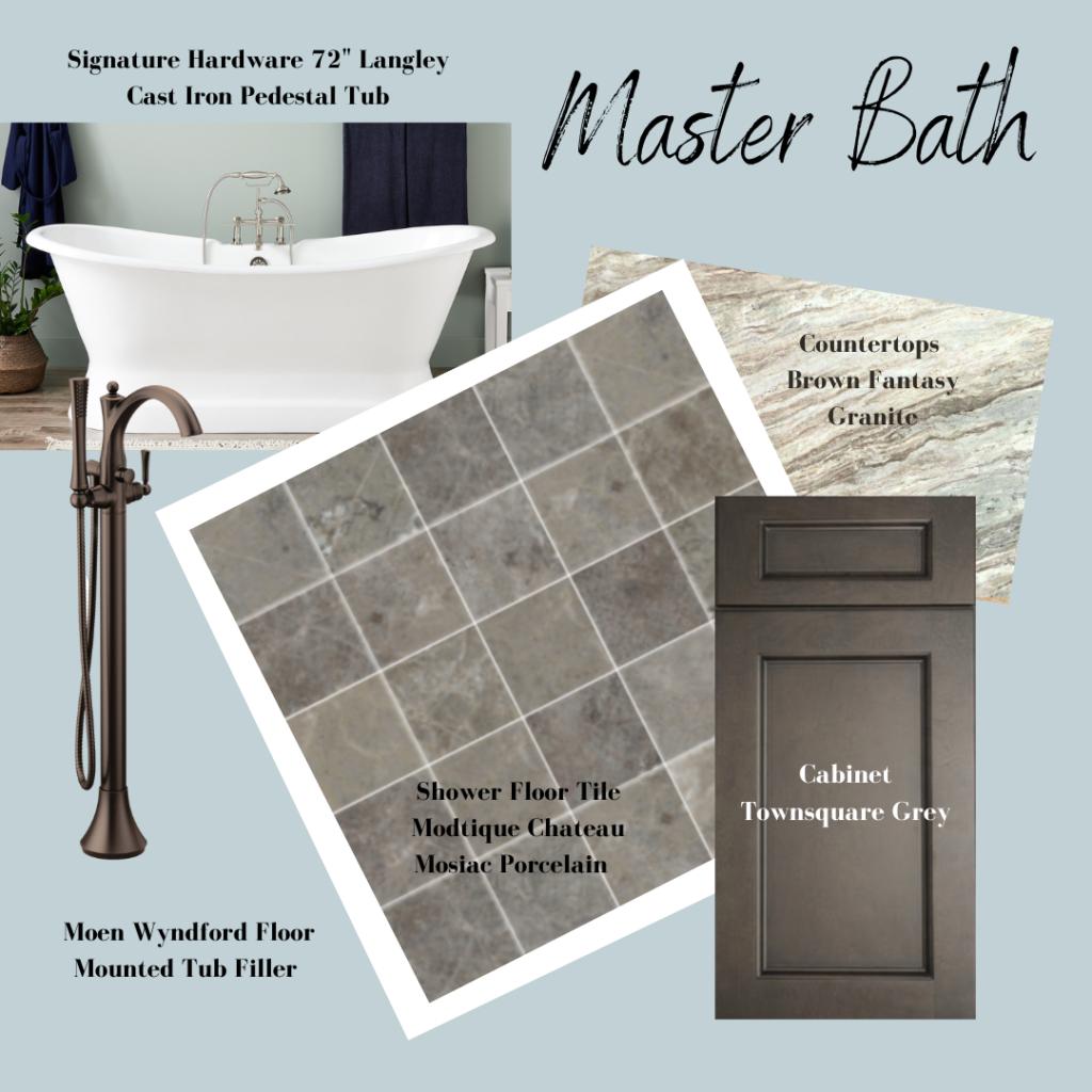 Ashford Master Bath
