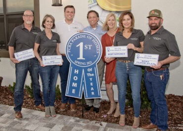 Hickman Home Wins Home of the Year