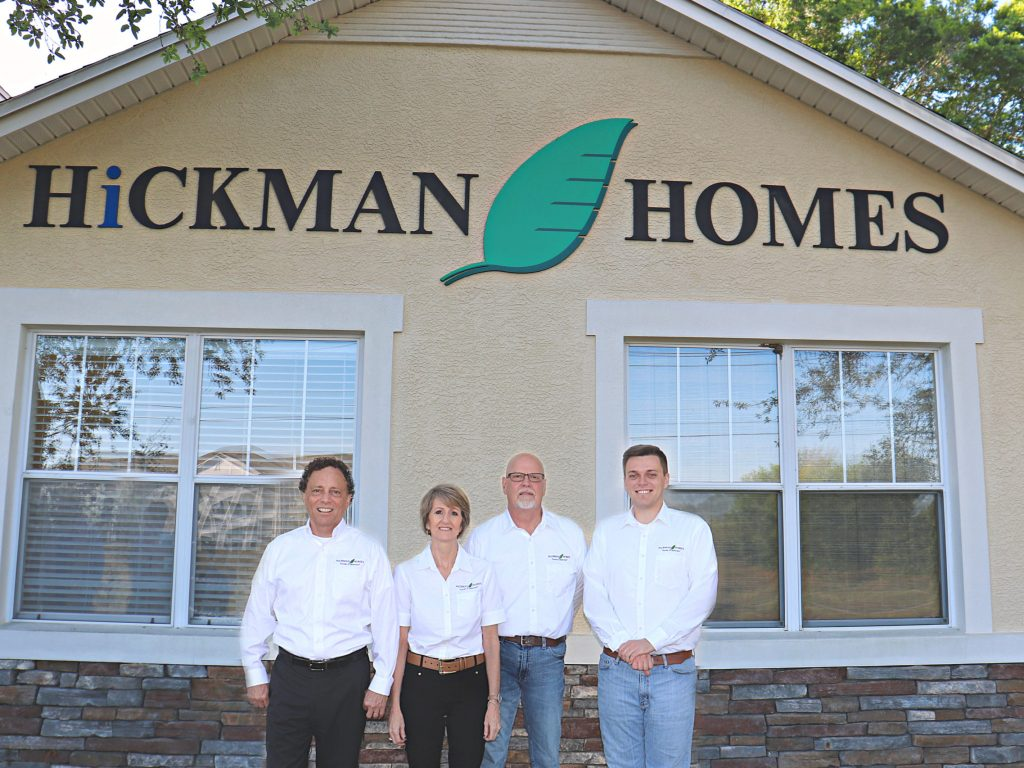 Hickman Homes Staff